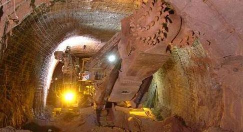 Mineração e indústria da Alemanha