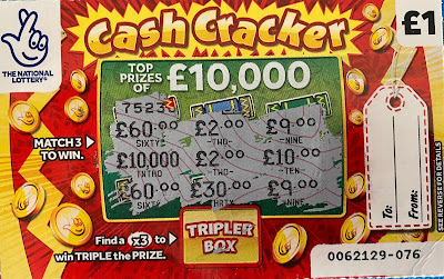 Christmas Scratchcards 2020
