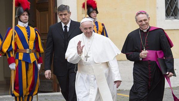 Papa Francisco se reunirá con cuatro líderes musulmanes
