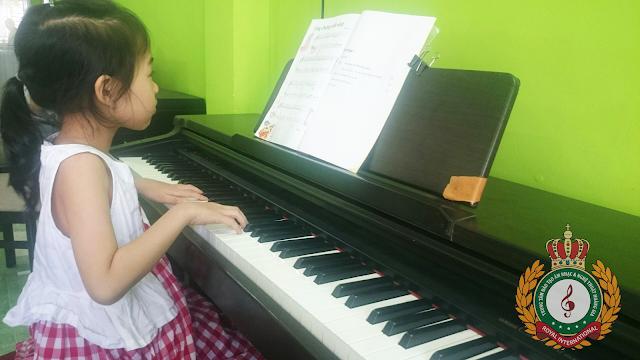 HỌC PIANO CHO THIẾU NHI TẠI QUẬN BÌNH THẠNH TP HCM