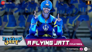 Flying Jatt Mera Bf Hai Mp3 Song Download