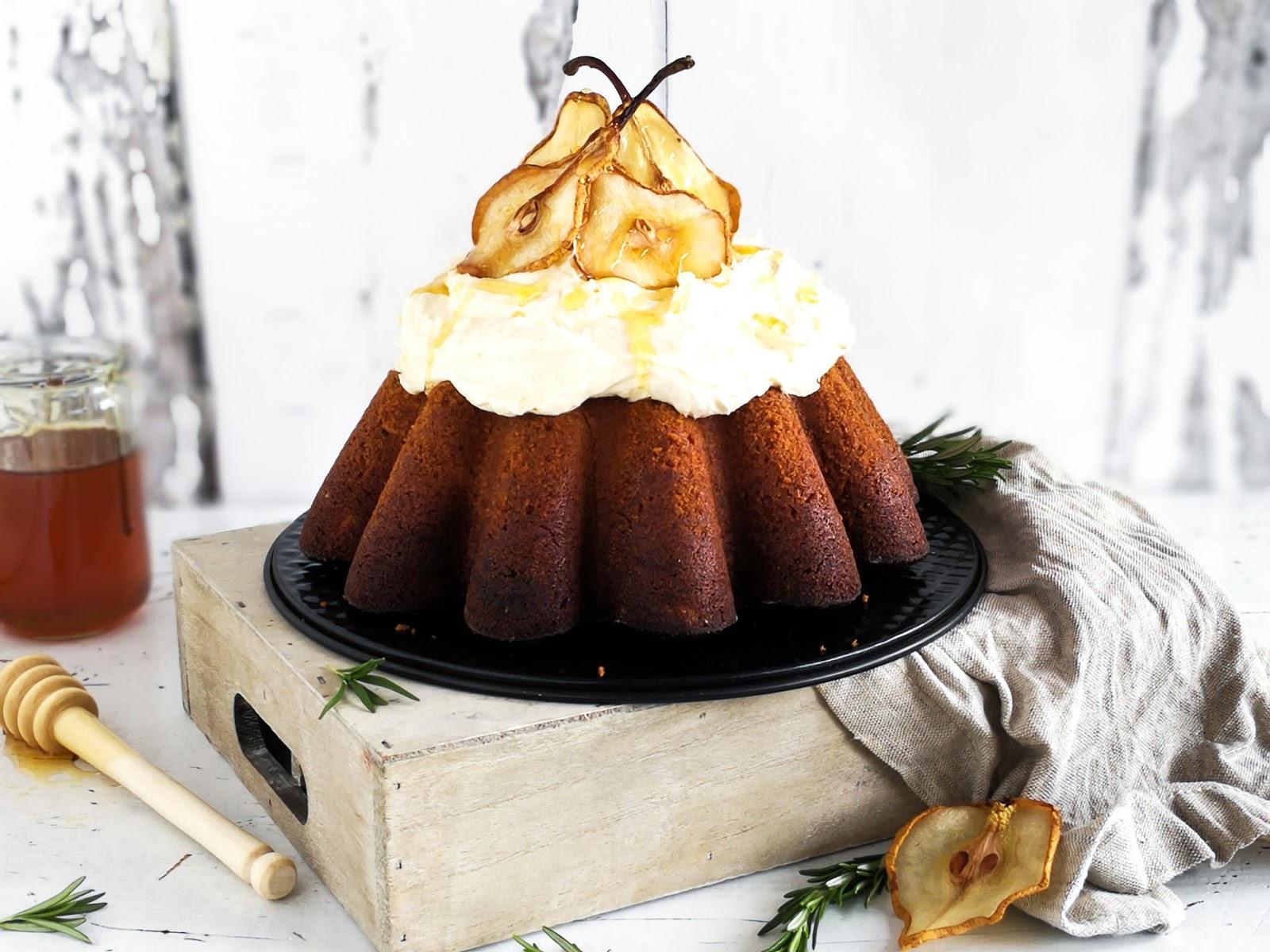 So eine Kuchen Idee kommt bekannterweise ja auch noch recht spontan und daher bietet sich da der gute alten Rührkuchen einfach an