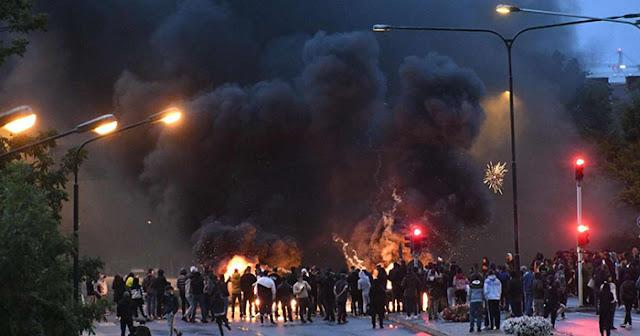 Mengapa Pembakaran Alquran Picu Kerusuhan Hebat di Swedia?