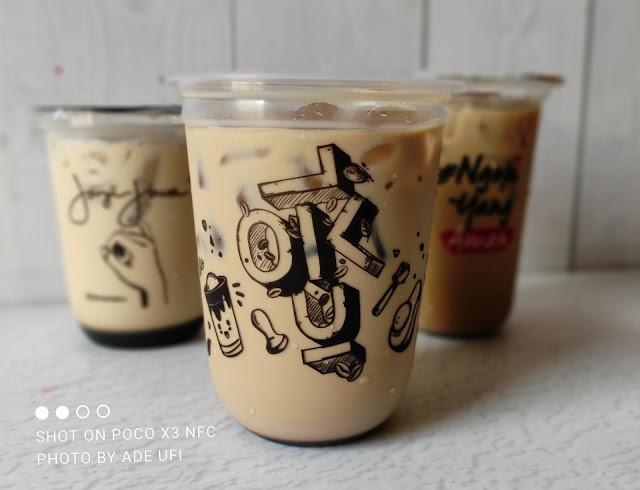 beda kopi susu gula aren Kopi Kenangan, Janji Jiwa dan Kulo