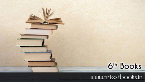 6th Standard Samacheer Kalvi Tamil Book