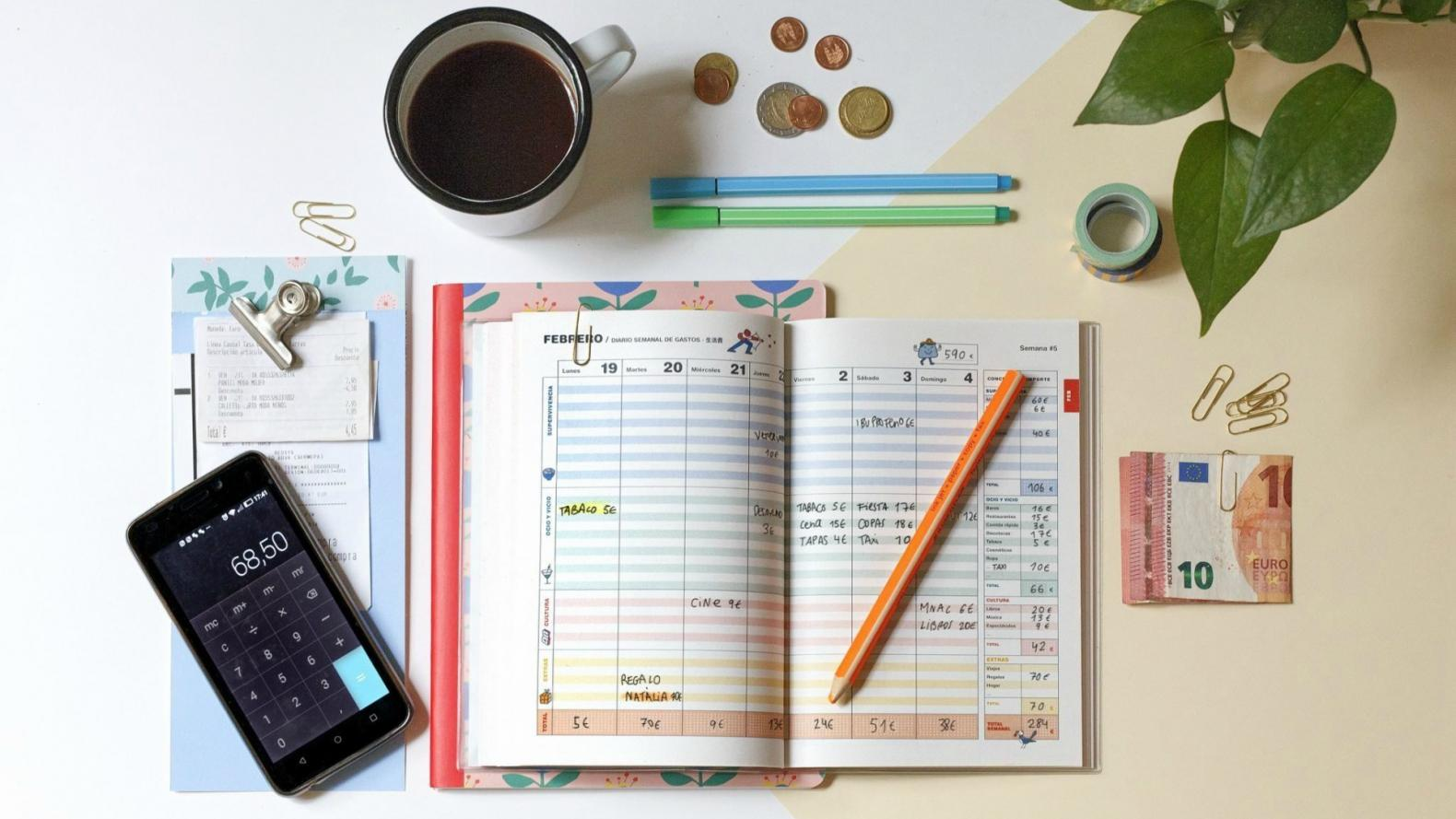 Kakeibo: Ahorrar puede ser muy sencillo