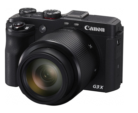 Canon PowerShot G3 X Premium Compact - In Development