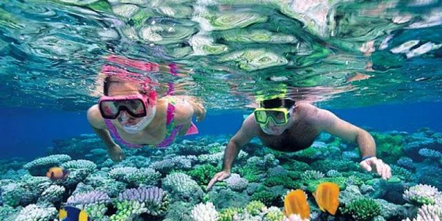Gili Air Under Sea