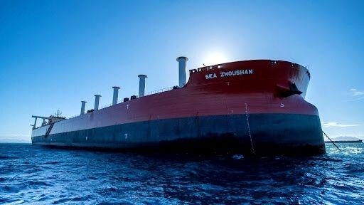 ICS propõe taxa global de carbono às indústrias marítimas