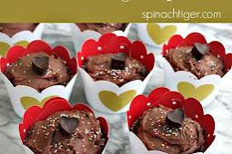 LOW CARB CHOCOLATE CUPCAKE RECIPE