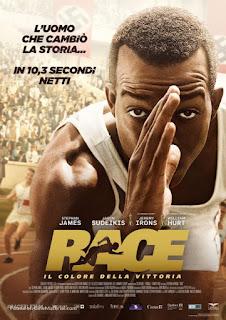 RACE (2016) ต้องกล้าวิ่ง