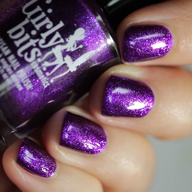 Girly Bits Your Palace or Mine? swatch by Streets Ahead Style