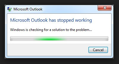 Cara Mengatasi Microsoft Outlook Not Responding