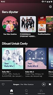 Spotify+ mod Premium