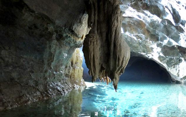Lista dell Grotte turistiche suddivise per regione.