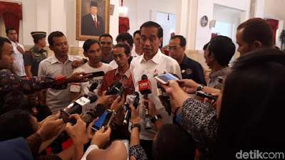 Jokowi Terkejut Pungli dan Premanisme Masih Hantui Sopir Truk