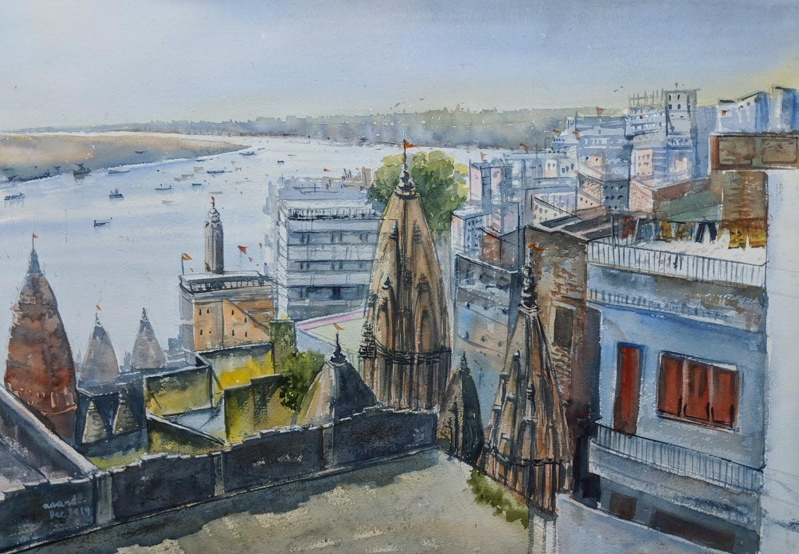 Ghats of Ganges
