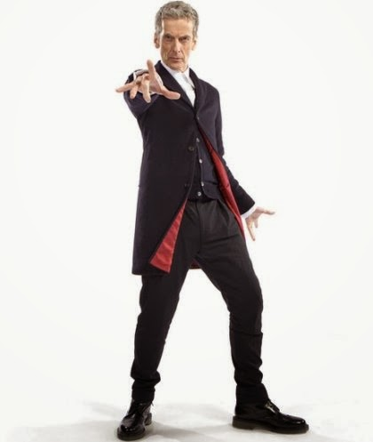 Doctor Who Peter Capaldi 12th Doctor Who