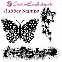 Creative Embellishments Stamps