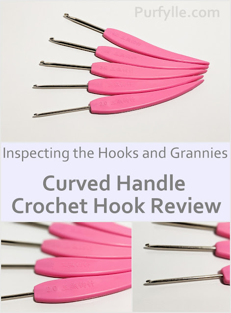 Inspecting the Nooks and Crannies of curved handle hooks