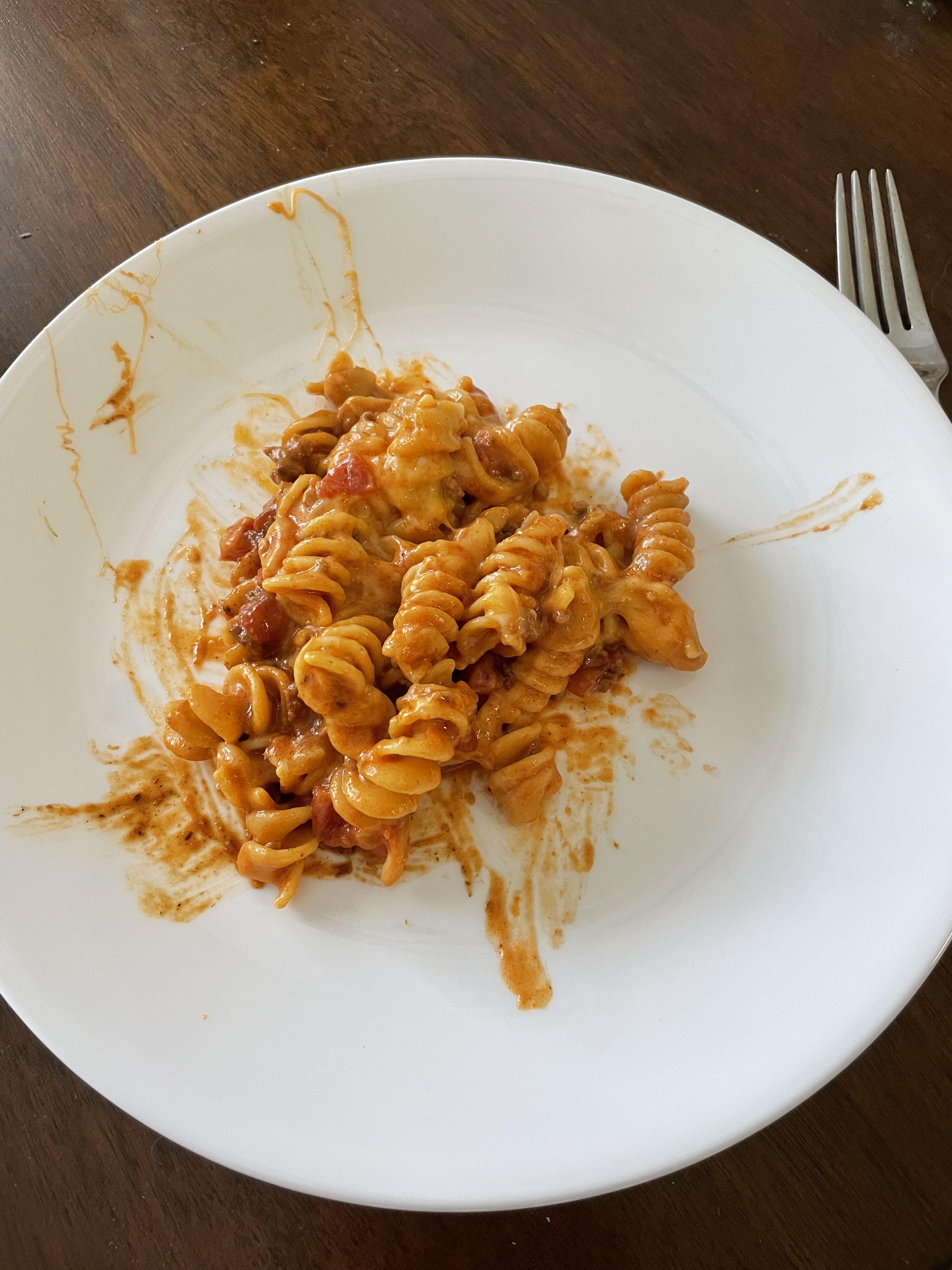 intant-pot-taco-pasta