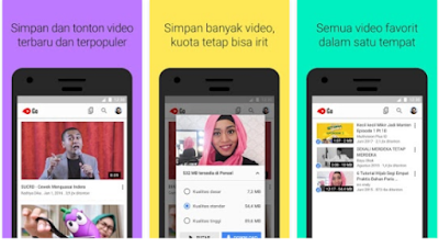 Download Aplikasi YouTube Go dan Fungsinya
