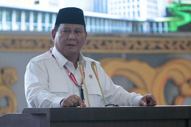 Prabowo: Ada Partai yang Ketua Umumnya Lebih Hebat dari Saya