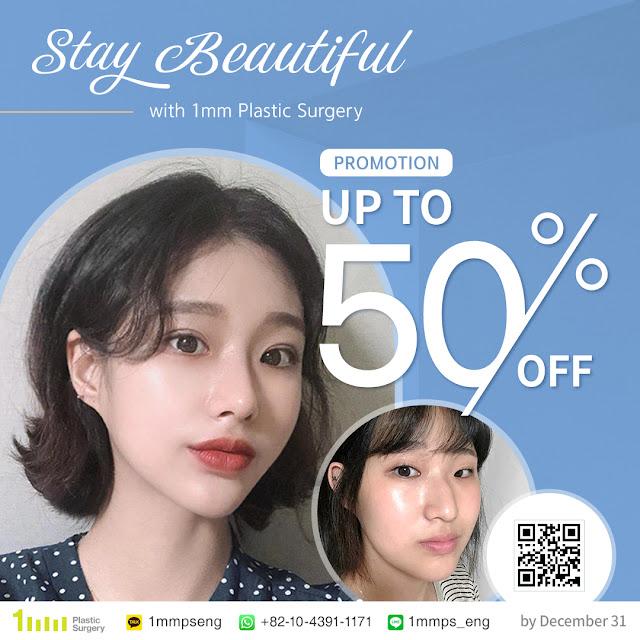 1mm Plastic Surgery Promotion