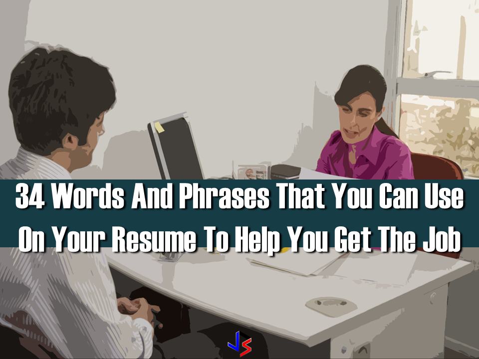 "Any  person who aspire to get any given job isn't just being able to answer yes to the question, ""Can he or she do the baseline requirements of this role?"" Of course, it needs to be affirmed. But, in all instances, the top candidates are those who can render a solid yes to that question. So the one who gets the job is  the one who comes across as a true innovator and powerhouse. It's the one who looks like he or she could bring the team in the right direction with flying colors. 1. Spearheaded 2. Pioneered 3. Ignited 4. Piloted 5. Transformed 6. Revitalized 7. Modernized 8. Optimized Not every leadership role requires that you deal with budgets and money, but most of them will. In most organizations, managers (and directors, and VPs and C-level leaders) have budget accountability, quota accountability, or are working to performance metrics tied to the moolah. Given this, you've got to be able to swiftly convey that you're strategic, disciplined and smart when it comes to fiscal matters. 9. Budgeted 10. Cut costs 11. Drove growth 12. Invested 13. Reduced 14. Negotiated 15. P&L Accountability If you're working to land a leadership role, a key aspect of your job will likely involve inspiring and developing teams and the people on those teams. Again, you're moving past the point at which the ""stuff"" you know how to do matters the most. Now it's time to showcase your ability to rally others to pull off remarkable things. 16. Coached 17. Mentored 18. Supported 19. Shaped 20. Ignited 21. Motivated 22. Uplifted 23. Advocated 24. United 25. Galvanized 26. We (Remember, folks, there's no 'I' in team.) {INSERT 2-3 PARAGRAPHS OR 3 IMAGES HERE} Sponsored Links {INSERT 2-3 PARAGRAPHS HERE} The best leaders aren't just astute financial managers and strong people developers. They're also most often among the more influential people within an organization. Simply put: They know how to get people to do what they want them to do, whether that's team members, stakeholders from other business areas or departments, or direct customers. When interviewing, you want to articulate very quickly that you're someone people stop and pay attention to (in a good way) and go along with your ideas and strategies. 27. Negotiated 28. Convinced 29. Won 30. Gained buy-in 31. Prompted 32. Mobilized 33. Spurred 34. Propelled Always remember that words matter. They matter a lot. Using the right one (in the right context) can help you convey that you've got the chops, the polish, and the charisma to light the world on fire."