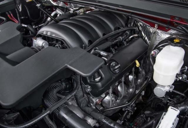 2017 Peugeot 5008 Engine