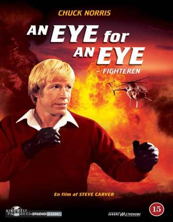 Poster Of An Eye for an Eye 1981 Dual Audio 720p BRRip [Hindi - English] Free Download Watch Online Worldfree4u
