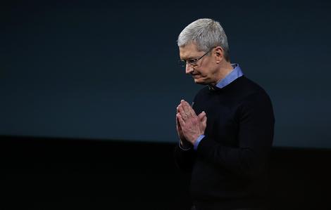 Apple CEO - Tim Cook