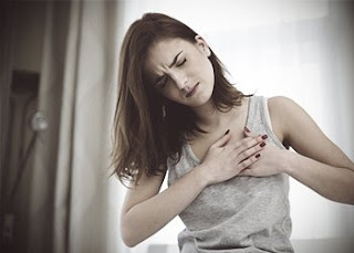 6 Early Signs of Heart Attack In Women