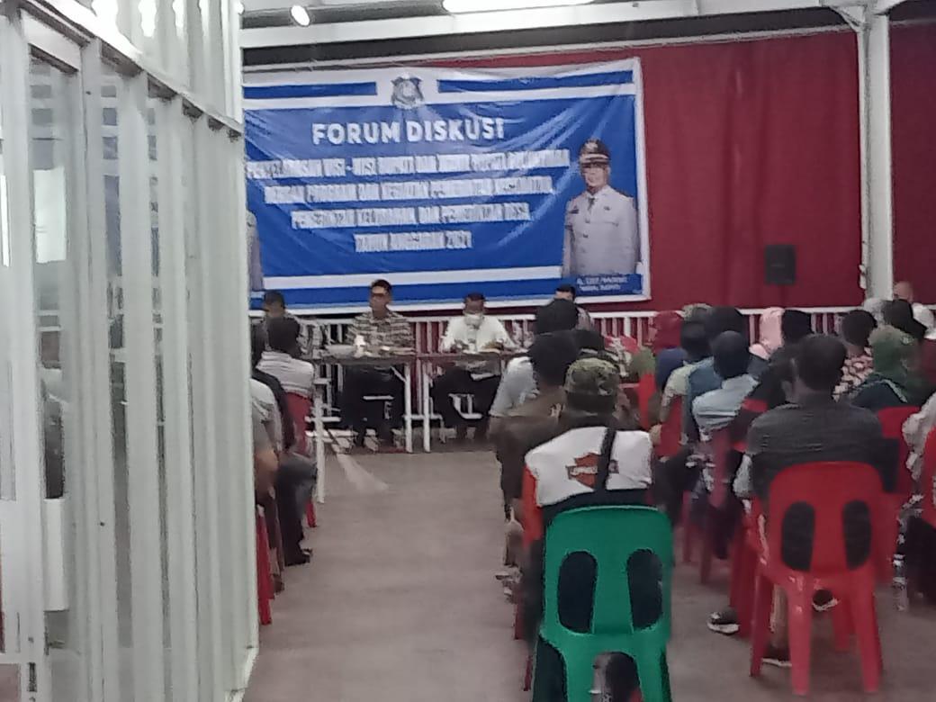 Ternyata Wakil Bupati Bulukumba Tidak Ikut Dalam Pelayaran Kapal KM. Bontoharu, Ini Klarifikasi Anak Bupati