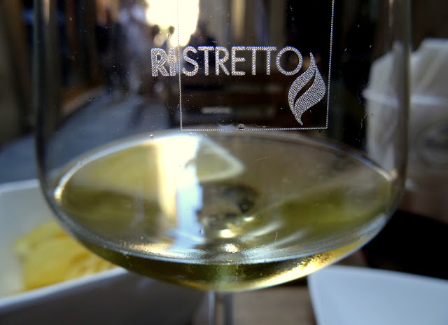 Aperitivo at Bar Enoteca Ristretto