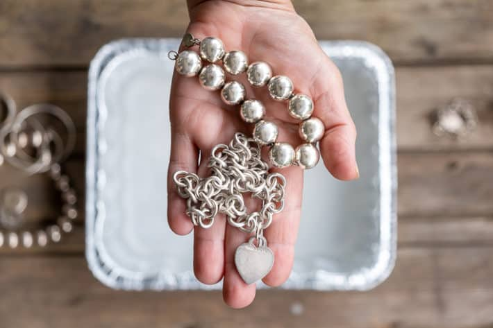 How to clean silver at home: 7 ways