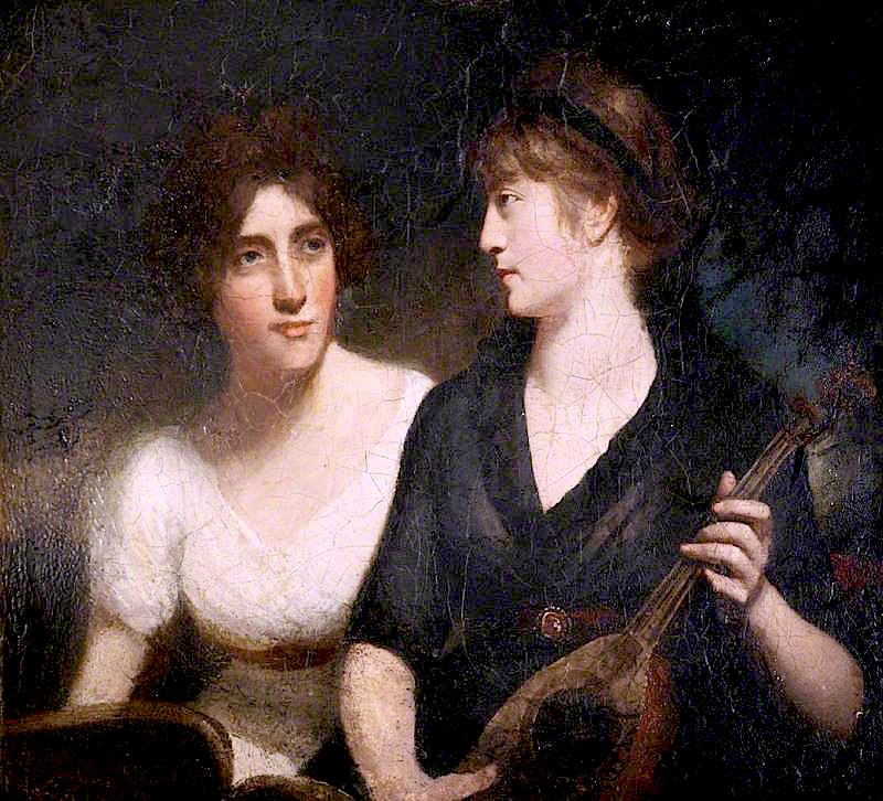 John Opie (1761 - 1807 ) - A Cornish Historical Painter