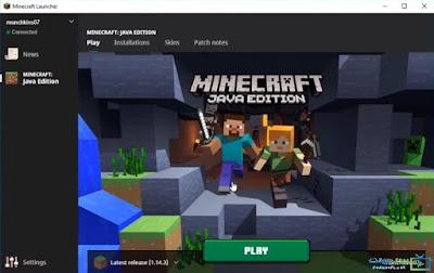 لعبة ماين كرافت برابط مباشر للكمبيوتر