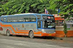 Come andare da Bangkok a Ayutthaya ?