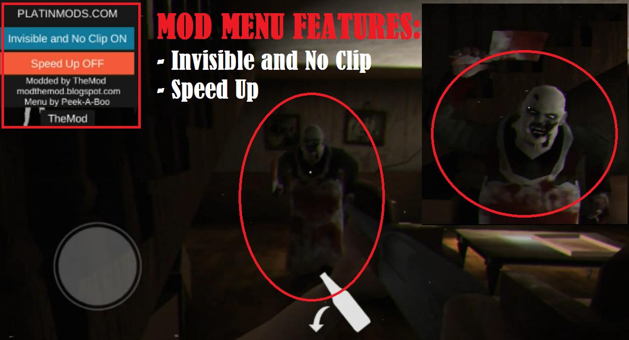 TheMod (APK MODS): Psychopath Hunt - MOD MENU