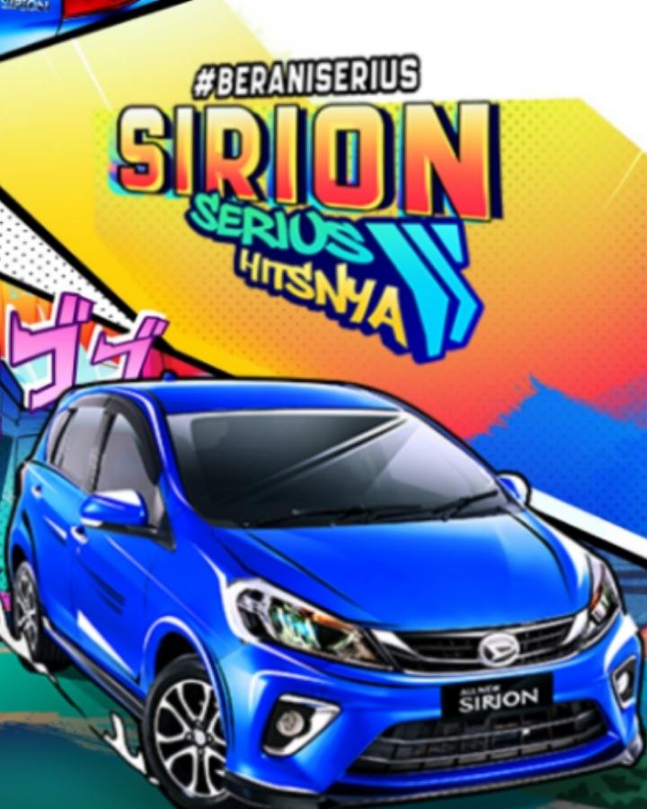Harga Promo Daihatsu Sirion Bali