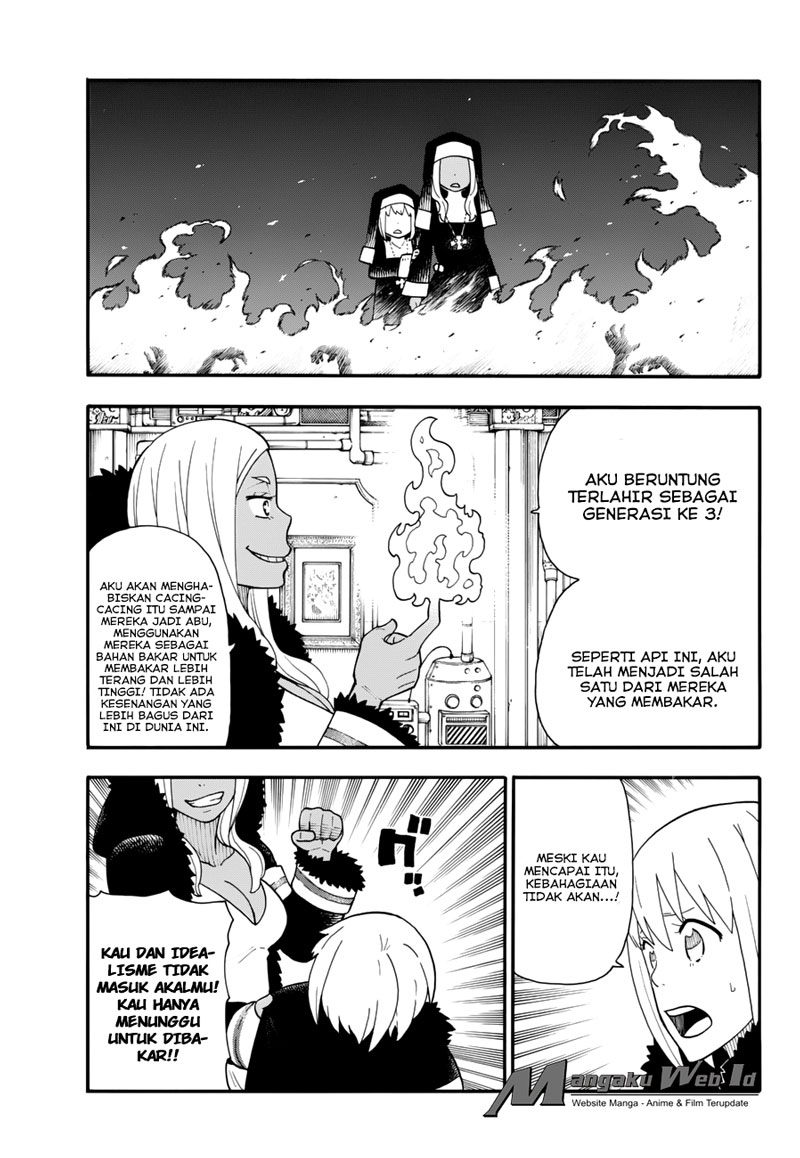 Fire Brigade of Flames Chapter 17-9