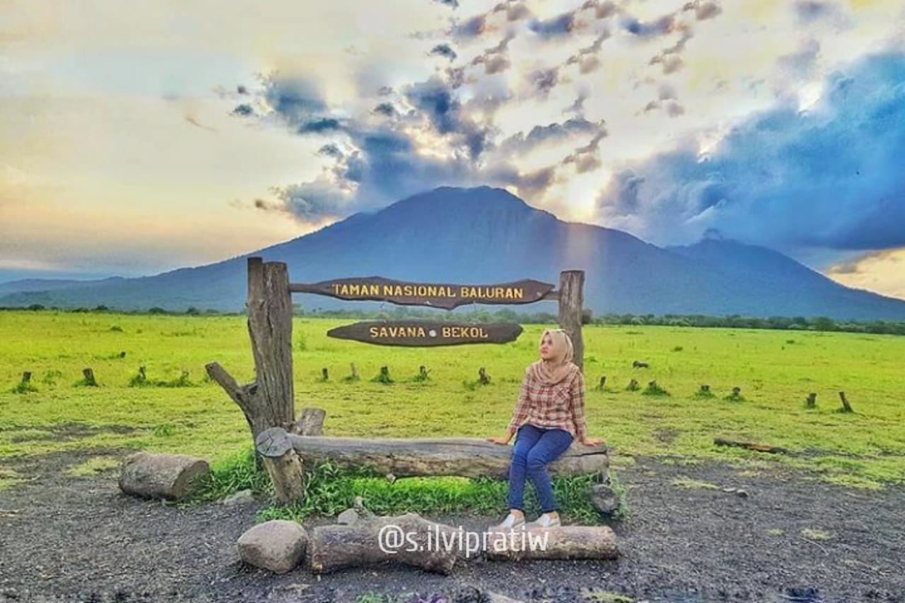 tempat wisata keluarga dan edukasi taman nasional baluran