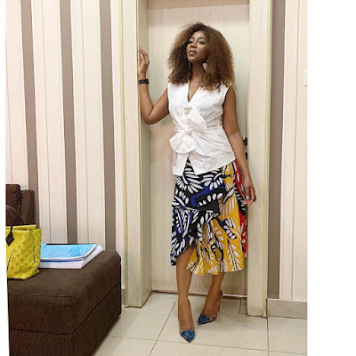Genevieve Nnaji latest photos and news