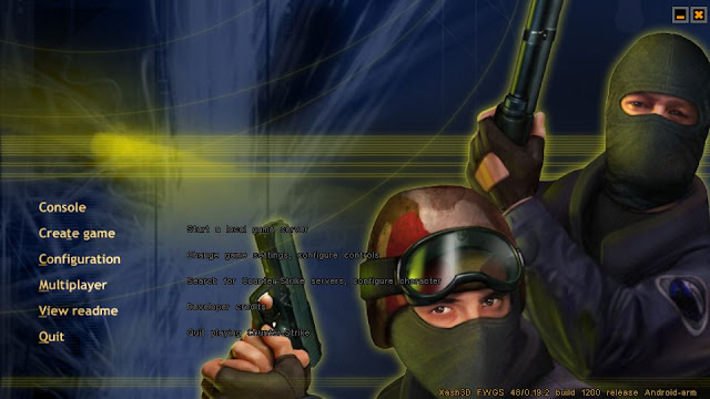 counter strike for android