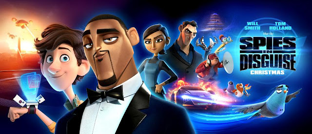 Spies in Disguise Cast