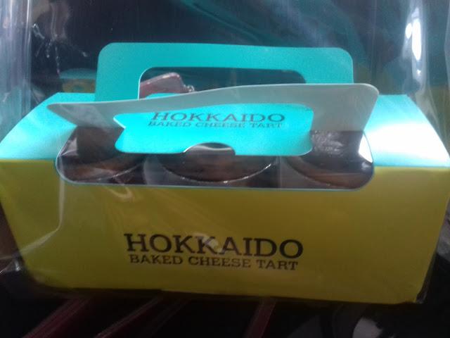 Sedap ke Hokkaido Baked Cheese Tart?