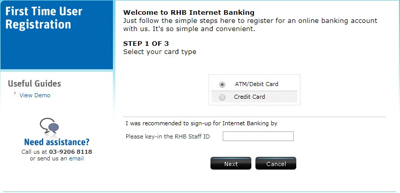 How To Register Rhb Online Banking Malaysia 2020 Ropuni Com