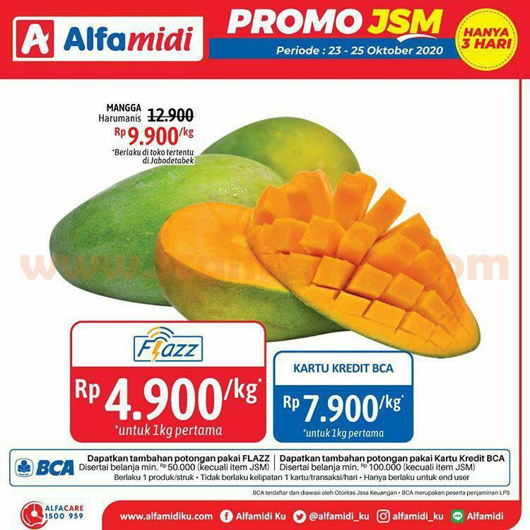 Katalog Promo JSM Alfamidi 23 - 25 Oktober 2020 30