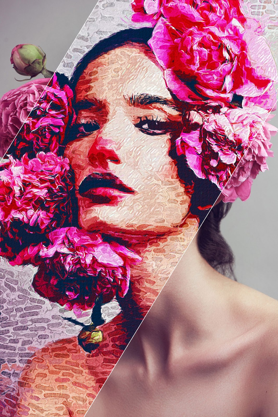 Impressionism Paint FX   Photoshop Add On 27734189
